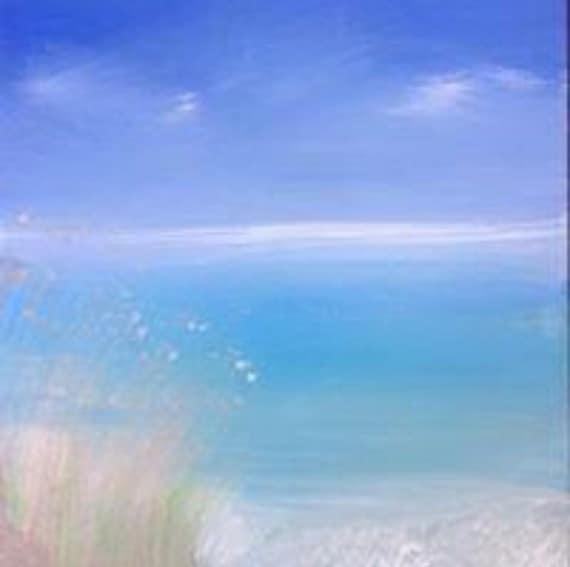 "Workshop: Painting ""Seascape"" at Makana Art Studio - Biloxi, MS"