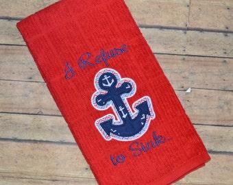 Anchor Kitchen Towel