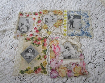 Antique Victorian Greeting Cards - 5