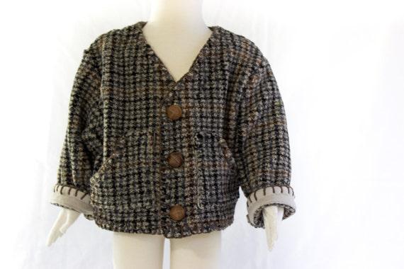 SEWING PATTERN,Kids Jacket Sewing Pattern, Fleece Jacket, Boys ...