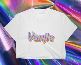 VanJie Women's Crop Top