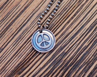 One Peace Necklace