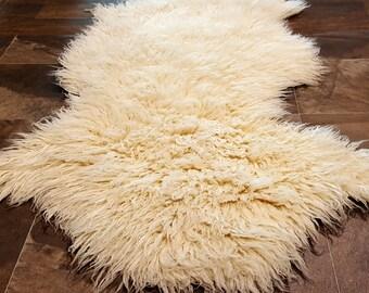 Flokati rug remnant sale!  Discounted for a fast sale! 4000 GRAM FLOKATI REMNANT