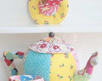 Tea Set Softie Pattern