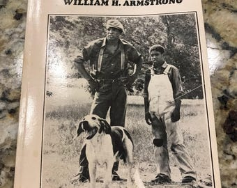 Sounder by William H. Armstrong // Movie Tie-in 1973 // Newbery Award Winner