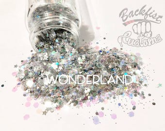 WONDERLAND || Holo Chunky Mix, Solvent Resistant