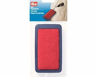 Mini plush anti brush