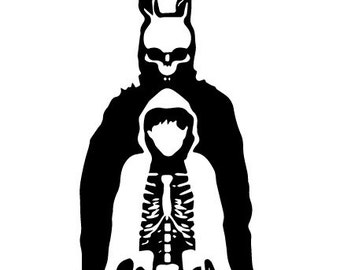 Donnie Darko- Vinyl Decal - Multiple colors and sizes