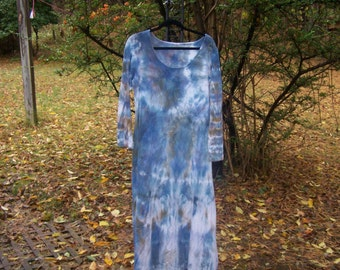 Tie Dyed Adult Dress