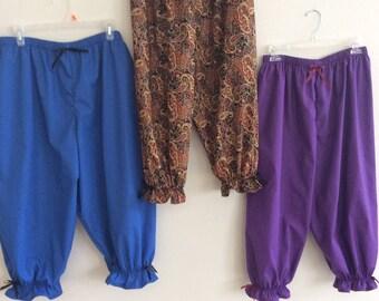 Custom Bloomers / Pantaloons ladies and girls