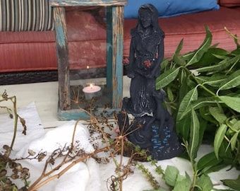 Hecate Rising Witch Garden Herbs