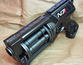 Mass Effect Inspired N7