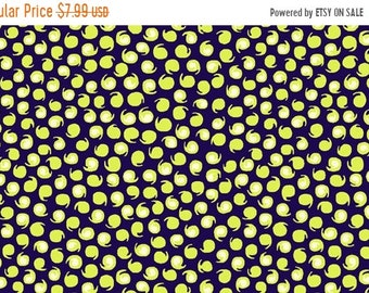 Summer Clearance Amy Butler Fabric Lark Sparkle in Pitch 1 Yard