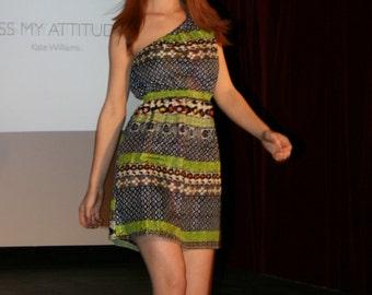 hippie dress made modern