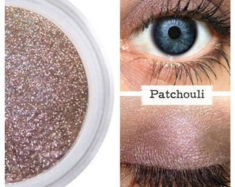 Patchouli, Loose Mineral Eye Color, Purple Brown, Eyes Lips Face, Purple Shimmer Eye, Purple Shimmer, For Brown Eyes, Best Selling Eye