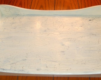Large Coffee Table or Ottoman Tray
