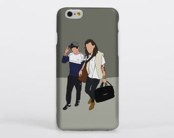 Back Home With You Phone Case iPhone Samsung Gloss Matte Tough Flip Slip One Direction Harry Styles Louis Tomlinson Larry Stylinson