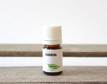 Bergamot Essential Oil - Citrus Scent, Aromatherapy Essential Oil, Canada Essential Oils, Alberta Essential Oils, Pure Essential Oil, Fruity