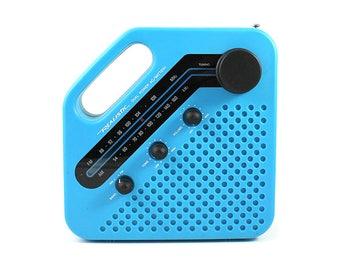 Vintage Realistic Handheld AM/FM Portable Radio NIB