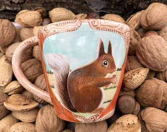 Squirrel Cup