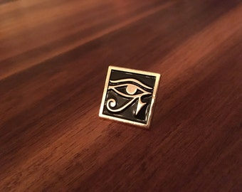 Eye of Horus pin