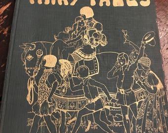 Vintage Andersens Fairy Tales 1929