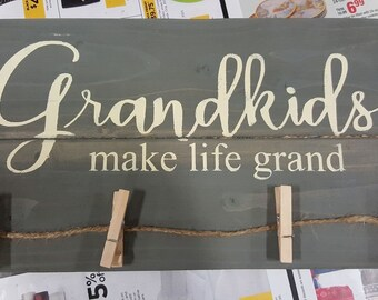 Gift for Grandparents from Grandchild