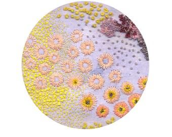 Lilac Sprinkle Fine Art Print