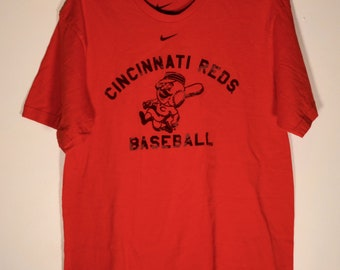 Cincinnati Reds Baseball Nike T-shirt
