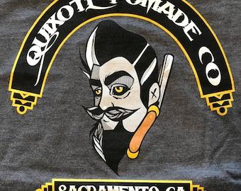 Quixote Pomade Co Tshirt