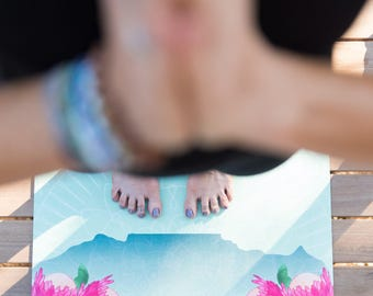 PREORDER*** Table Mountain Yoga Mat