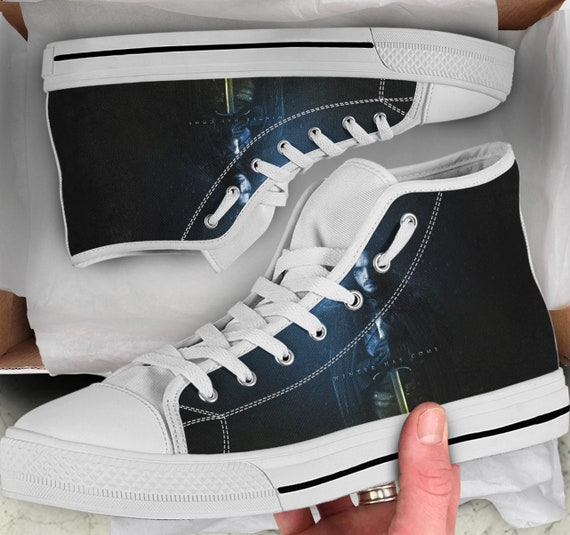 Snow Top of high Game Men's Sneakers like Shoes Thrones Game Jon Converse of Women's sneakers Shoes Thrones Tops Colorful Shoes Looks High p8z6W6Zq