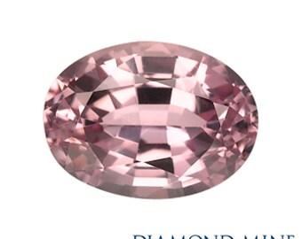 1.17 Carat Pink Sapphire, Oval cut Sapphire, Loose Sapphire Gemstone, Pink Gemstone, Non Heated Real Sapphire