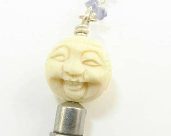 Beach Lover Buddha Tassel Necklace 3 - Prima Donna Beads