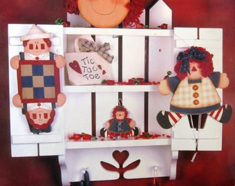 Forever Friends By Provo Craft Combination Artists Tole And Decorative Painting Book 2000