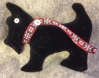 Scotty Dog Stuffed Animal