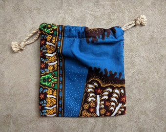 Tarot Pouch, Drawstring Bag, Dice Bag, Runestone bag