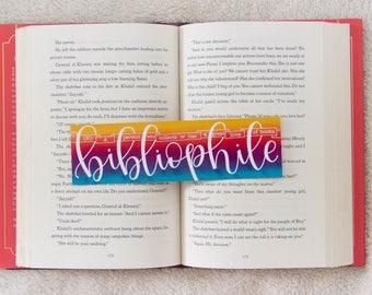 Bibliophile Definition - Bookmark