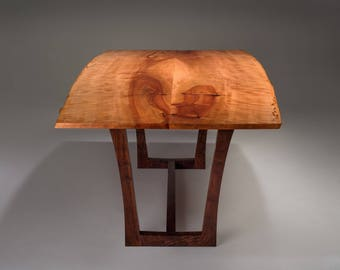 Salvaged Madrone Tables - Live or straight edge