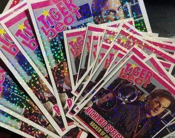 Vinyl Sticker - Lex Teen Magazine Parody Sticker