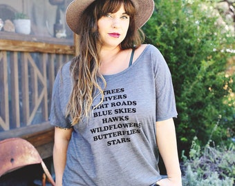 Great Outdoors Slouchy Tee