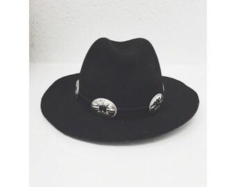 B R O O K L Y N | Oval Concho Hat Band