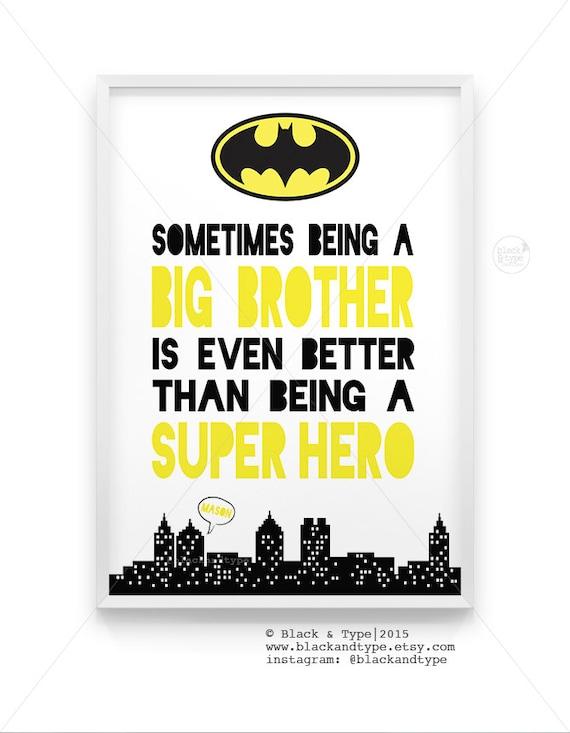 Being A Super Hero superhero prints super hero wall art