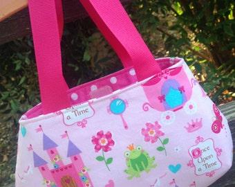Princess  Little Girl's Purse
