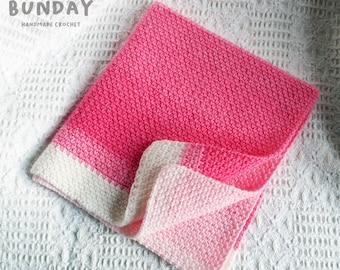 Blossom Crochet Baby Blanket
