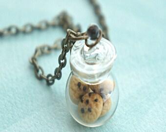 cookie jar necklace
