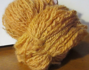 Comb Your Hair - Handspun, hand dyed, art yarn