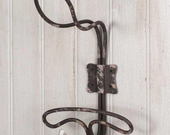 More coming soon! Vintage Style  Wire Wall Hook Coat Hook Wire Wall Hook Farmhouse Style Hook Locker Room Hook