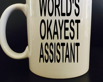 World's okayest coffee mug