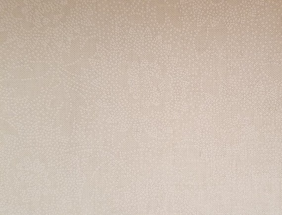 Floral Fabric Off White Tone On Tone Cream Floral